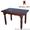 Деревянные столы для кафе,  Стол 120 x 75 (4 ноги) #1212789