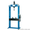 Пресс гидравлический напольный Oma 654B(PR20/PM)