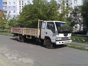 перевозки по городу и Украине - Изображение #1, Объявление #719440