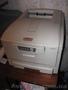 Продам цветной лазерный принтер БУ