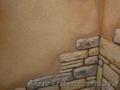 Декоративная отделка стен венецианкой
