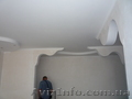 арки, потолки из гипсокартона