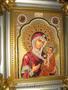 Бисерные иконы Пресвятой Богородицы Тихвинской