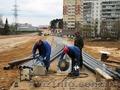 Строительство трубопроводов: водопровода,  канализации,  полива.
