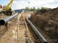Монтаж трубопроводов различного назначения