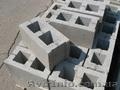 Шлакоблок,  кольца бетонные для колодцев,  кирпич,  плитка фасадная