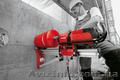 Алмазное сверление и резка бетона оборудованием Hilti