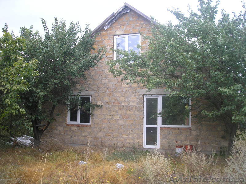 Продаётся недостроенный дом, Объявление #958837