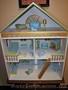 Кукольный домик с мансардой. Украина