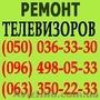 Ремонт телевизоров в Николаеве. Мастер по ремонту телевизора на дому Николаев.