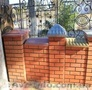 Парапеты на забор,  Николаев Парапеты для забора