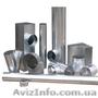 Воздуховоды и фасонные изделия из оцинкованной стали