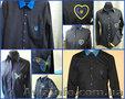 Рубашки с вышитой украинской символикой