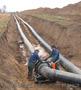 Строительство трубопроводов ПНД Николаев Монтаж,  прокладка трубопроводов ПНД