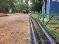 Прокладка водопровода канализации
