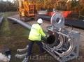 Монтаж трубопроводов из ПЭ труб