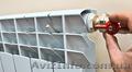 Монтаж систем отопленияв домах и квартирах