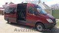 Пассажирские перевозки микроавтобусами по украине