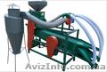 Грече-просо-рушка-установка для производства гречневой крупы и пшена