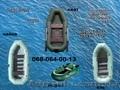 Лодка надувная лисичанка и другие лодки недорого