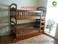 Двухъярусная кровать Карина-Люкс цена производителя Бесплатная доставка