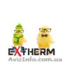 Электрические теплые полы Extherm