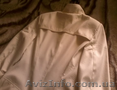 Плащ бежевый женский приталенный без пояса - Изображение #3, Объявление #1615468