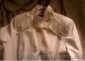 Плащ бежевый женский приталенный без пояса - Изображение #4, Объявление #1615468