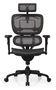 Компьютерное Кресло  Ergohuman  Black с черной базой